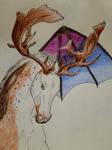 N3640 Honest Buck by AshTheDreamer