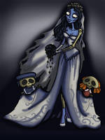 Corpse Bride by Frizelle