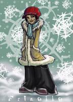 Winter Friz by Frizelle