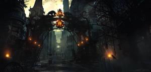 Bloodborne Fanart by jameschg