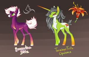 Summer Pony Auction! Closed by Haventide