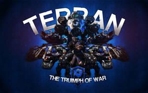 Starcraft Terran by StarcraftRevoK