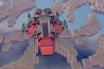 Lego Fighter by Digital-Jedi
