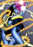 Wonder Woman 1,000,000 by Digital-Jedi