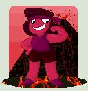 SU - Ruby Pixel by Ask-Splash-Sparkz