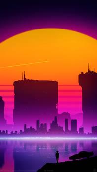 Future L.A. by kvacm