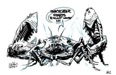 MonsterCrab by smuzliprof