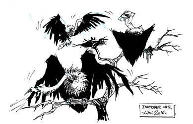 Vultures by smuzliprof