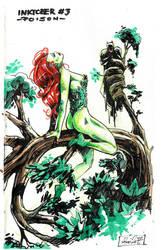 Poison Ivy by smuzliprof