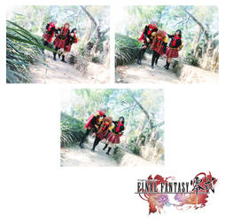 Final Fantasy Type-0 Girls 20 by YukitsuruKiria