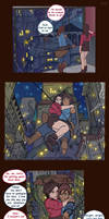 Korra and Asami Adventure p10 by Artsypencil
