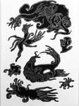 Monstrosities from Beyond by niggiddu