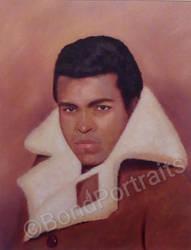M.Ali by slickchic