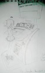 AI Sketchbook 2 - Technika by jamuko