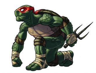 Raphael by monstrous64