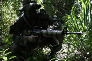 Navy Seal Nam 2 by MandalShArK