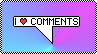 I Love Comments by sonicinterface
