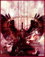 Angel Of Death by darkone310