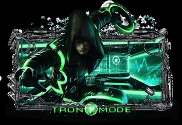 Tron Green by Pradyrk