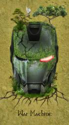 Retired War Machine by Pradyrk