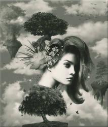 Celestial Tree by Pradyrk