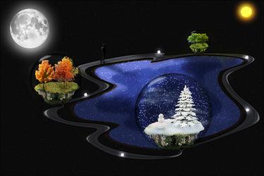 Seasons by Pradyrk