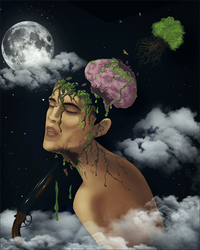 Green Suicide by Pradyrk