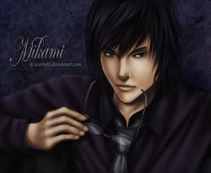 DN: Teru Mikami by scarlotti