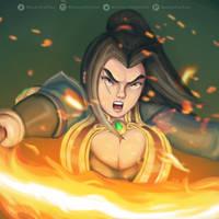 Zhian The Tyrant by RenatoForFun