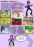 Waluigi in Super Mario 64 DS by King-Bowser-Koopa