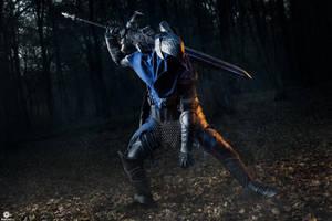 Knight Artorias - Dark Souls by kaihansen3004