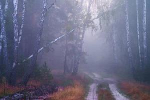 Autumn breathing by mannromann