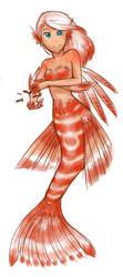 Mermaid Lion by Aritimas