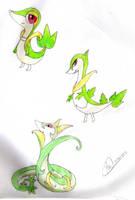 Tsutarja Evolutions by Weavart