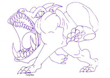 Monstercolor by ThePhantomComics