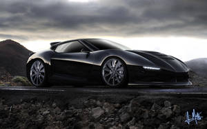 A Concept car by Maettoe