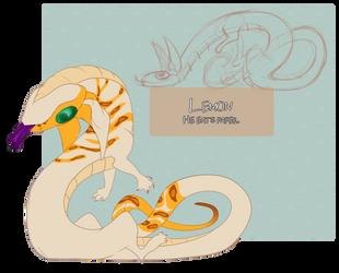 Leggie Adopt: Lemon [OPEN] by WarningsofTwilight