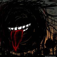 The Black Goat by godlessmachine
