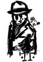 Rorschach by godlessmachine