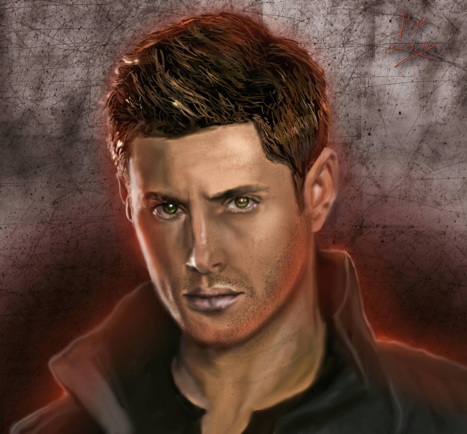 Dean Winchester - Supernatural by Sinphie