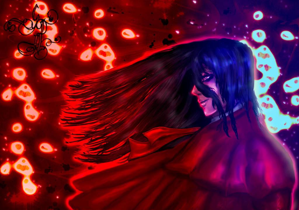 Alucard (Hellsing) by Sinphie