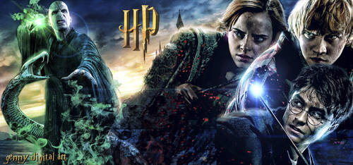Banner Harry Potter by Sinphie