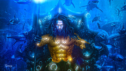 Aquaman by Sinphie
