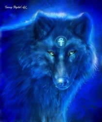 The Dark Wolf by Sinphie