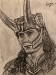 Loki by Sinphie