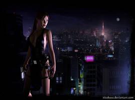 Lara Croft19 by Nicobass