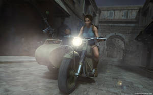 Lara Croft 84 by Nicobass