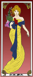The Spring Virgin by Kirmashni