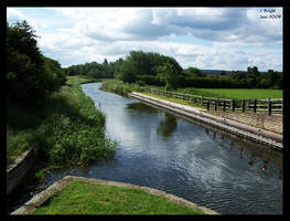 Chesterfield Canal 1 by pdutogepi