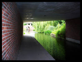 Under The Bridge by pdutogepi